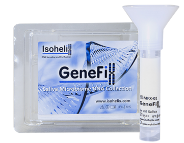 GeneFiX™ Saliva DNA Microbiome Collection Kit